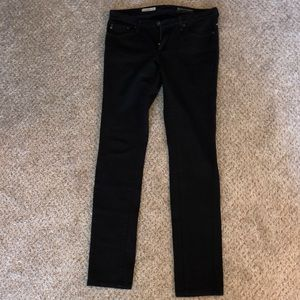 Ag Adriano Goldschmied Pants - AG The Legging Super Skinny Fit Pants
